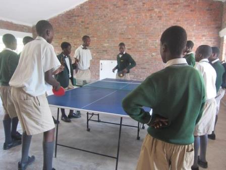 ping pong at voh zimbabwe