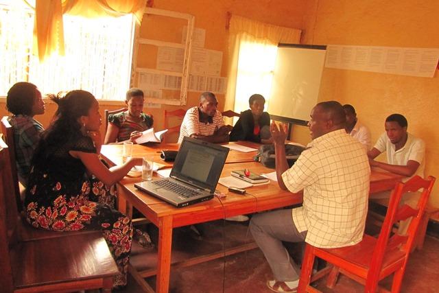 VOH Burundi - directors meetings