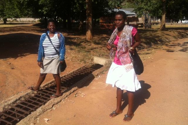 VOH Mwanza - esther and winnie