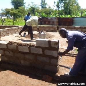 Construction voh kenya