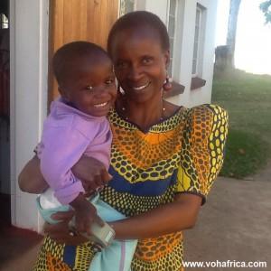 VOH Zimbabwe welcomes isaac