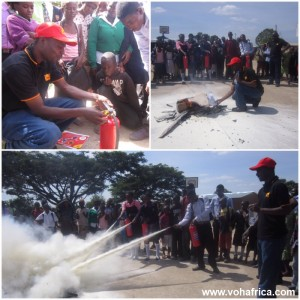 voh kitwe fire training