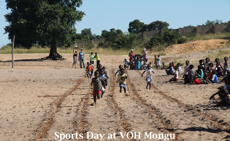 10 >> Sports Day at VOH Mongu: This Week at Villages of Hope - Villages of Hope-Africa